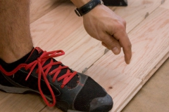 Solid wood installation gainesville